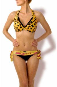 Classy Neckholder Bikini