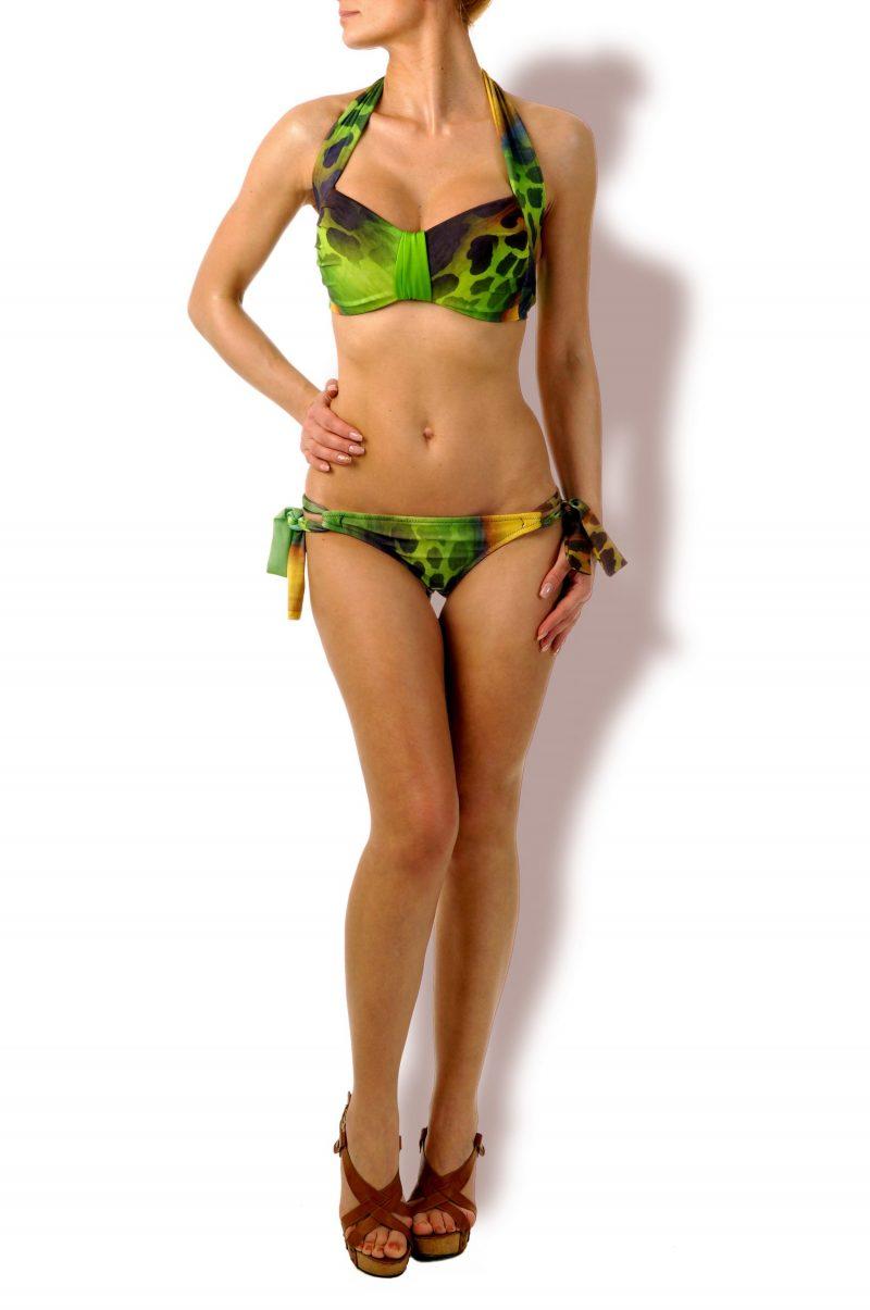 Fabulous Bandeau Push up Bikini