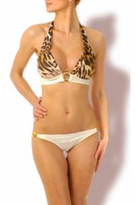 Fabulos Leo Love Triangle Bikini